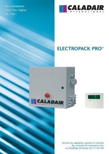 ELECTROPACK PRO® - caladair