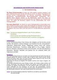 Dieses Dokument als PDF zum Ausdrucken. - Pfarre Saalfelden