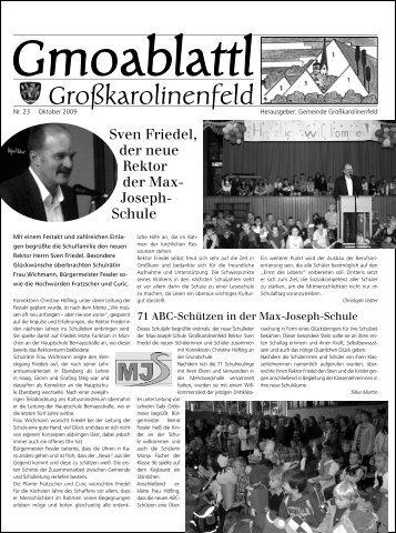 Bio-Kleinkläranlagen Nachrüstung – Neubau - Großkarolinenfeld