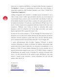 Comunicato stampa congiunto Meridiana S.p.A. - Meridiana fly ... - Page 2