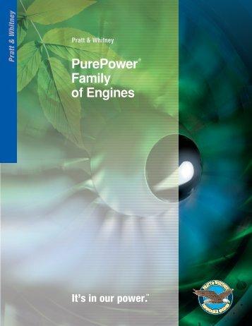 Brochure - Pratt & Whitney