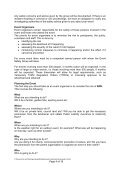 EVENT SAFETY PLANNING GUIDE - Hambleton District Council - Page 4
