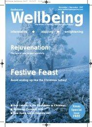 Festive Feast - Wellbeing Magazine