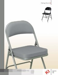 Folding Chair Brochure final (Page 1) - KI.com