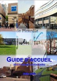 Universit de Picardie Jules Verne