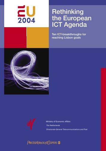 Rethinking the European ICT Agenda