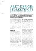 ÅRET DER GIK I FOLKETINGET - Ritzau Info - Page 6