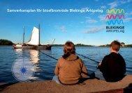 Samverkansplan Blekinge Arkipelag - Karlskrona kommun