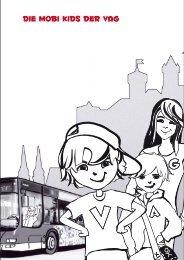 Mit den Mobi-Kids unterwegs - VAG