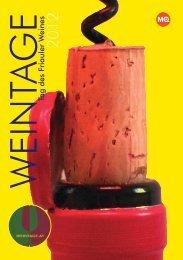 Tag des Friauler W eines - Weintage.at