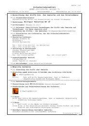 Sicherheitsdatenblatt 1 Bezeichnung des Stoffs bzw. des Gemischs ...