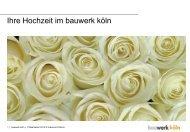 macevent GmbH - bauwerk köln
