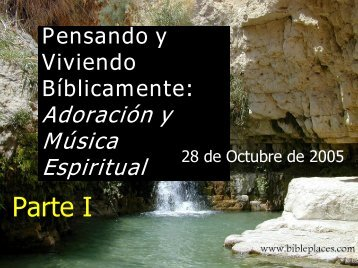 Parte I - Iglesia Biblica Bautista de Aguadilla, Puerto Rico