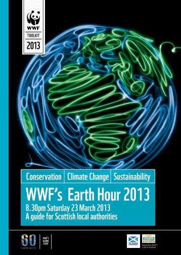 WWF's Earth Hour 2013 - WWF UK
