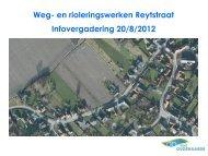 presentatie - Stad Oudenaarde