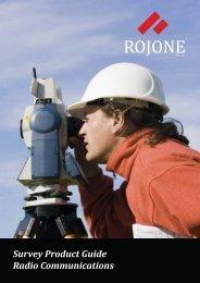 Survey catalogue - Rojone