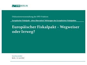 Präsentation_Schäfer _DIW.pdf - Mechthild Rawert