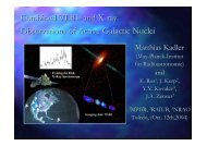 Combined VLBI- and X-ray Observations of Active Galactic Nuclei