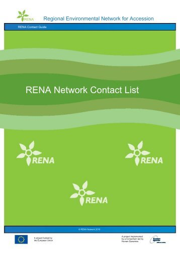 RENA Contact List March 2013.pdf