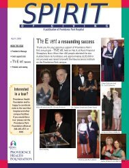 The Event a resounding success - St. John Health System