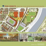 uRBAN PARK, FIELDS, RECREATION AND ATHLETIC FACILITIES
