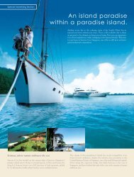An Island Paradise Within a Paradise Island - Forbes Special Sections