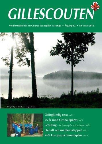 Nummer 4 2012 - GilleScouterna