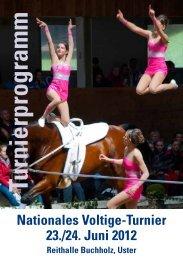 Startliste Kategorie A, Sonntag, 24. Juni 2012 Pflicht 12.20 Uhr und ...