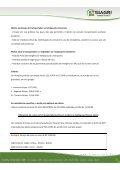 responsabilidades no transporte de produtos perigosos - Siagri - Page 6
