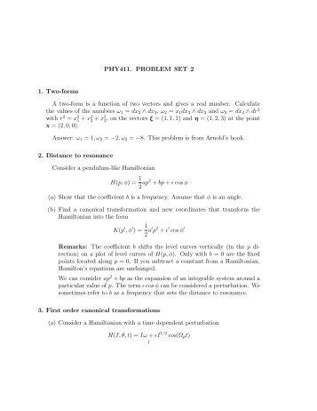 Problem Set 2 - Astro Pas Rochester