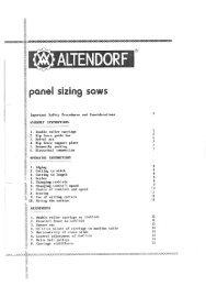 altendorf f45 1986