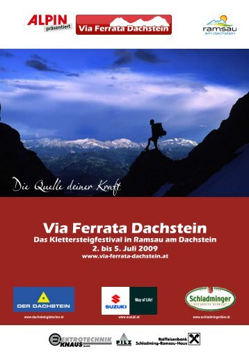 "Boulder Battle ""Ramsau Open"" • Difficult ... - Via Ferrata Dachstein"