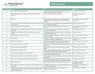 Bibliography - Merit Medical