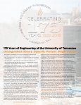 Spring 2013 - College of Engineering - The University of Tennessee ... - Page 4