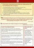 allowances fact sheet - Australian Council of Social Service - Page 4