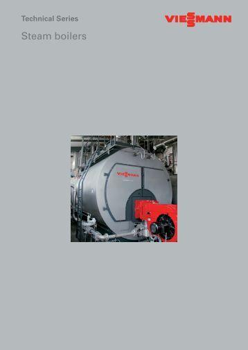 Boiler System: Steam Boiler System Components