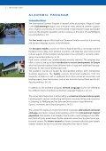 International Summer Program University of Vienna European ... - Page 4