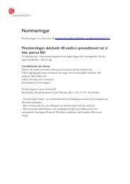 Läs mer här (PDF) - Socialdemokraterna