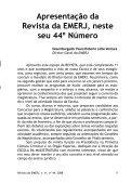 Qual Constituição? - Emerj - Tribunal de Justiça do Estado do Rio ... - Page 6