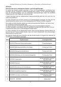 Vorläufiger - Universität Witten/Herdecke - Page 6