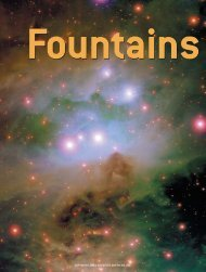 Fountains of Youth: Early Days in the Life of a Star - Scientific ...