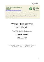 Yeni - Osmanlı Bankası Arşiv ve Araştırma Merkezi