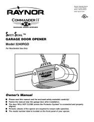 Download Commander II Instruction Manual PDF file