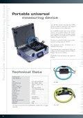 UMG 503 - Westek Electronics - Page 6