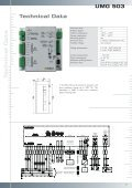 UMG 503 - Westek Electronics - Page 7