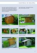 Gartenhäuser - UNINORM Technic AG - Seite 3