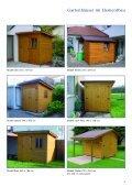 Gartenhäuser - UNINORM Technic AG - Seite 5