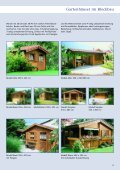 Gartenhäuser - UNINORM Technic AG - Seite 7