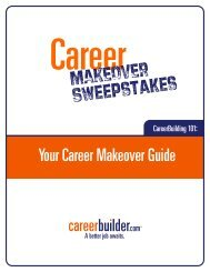 Your Career Makeover Guide - Icbdr