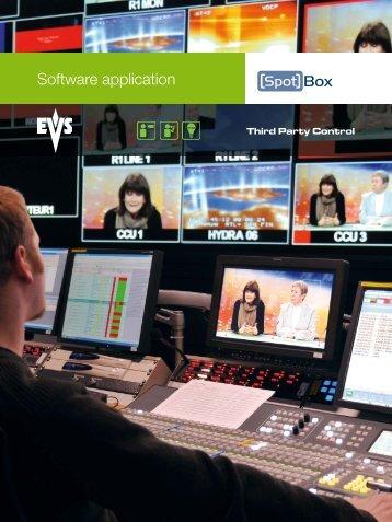 Software application - ValTech Video DOO